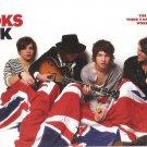 3 The Kooks Tour Handbills