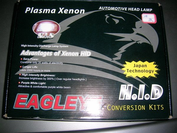 Eagleye HID KIT