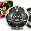 KICKER K-Series K40 4'' 3-Way Coaxial Speaker