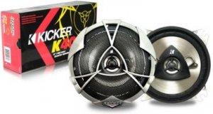 KICKER K-Series K40 4'' 3-Way Coaxial Speaker