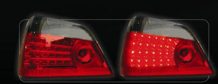 Proton Waja (Red/Smoke)