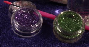 Eye Kandy Glitter Single Colours