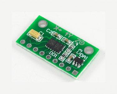 LIS302DLH digital I2C/SPI accelerometer ± 2g/±4g/ ± 8g module