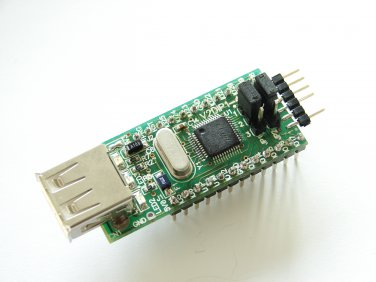 V2DIP1-48 VNC2-48 USB host development module FTDI, Flash drive interface