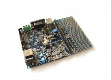 STM32F103-DB Cortex-M3 ARM dev board 512k STM32F103RET6