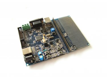 STM32F103-DB Cortex-M3 ARM dev board 128k STM32F103RBT6