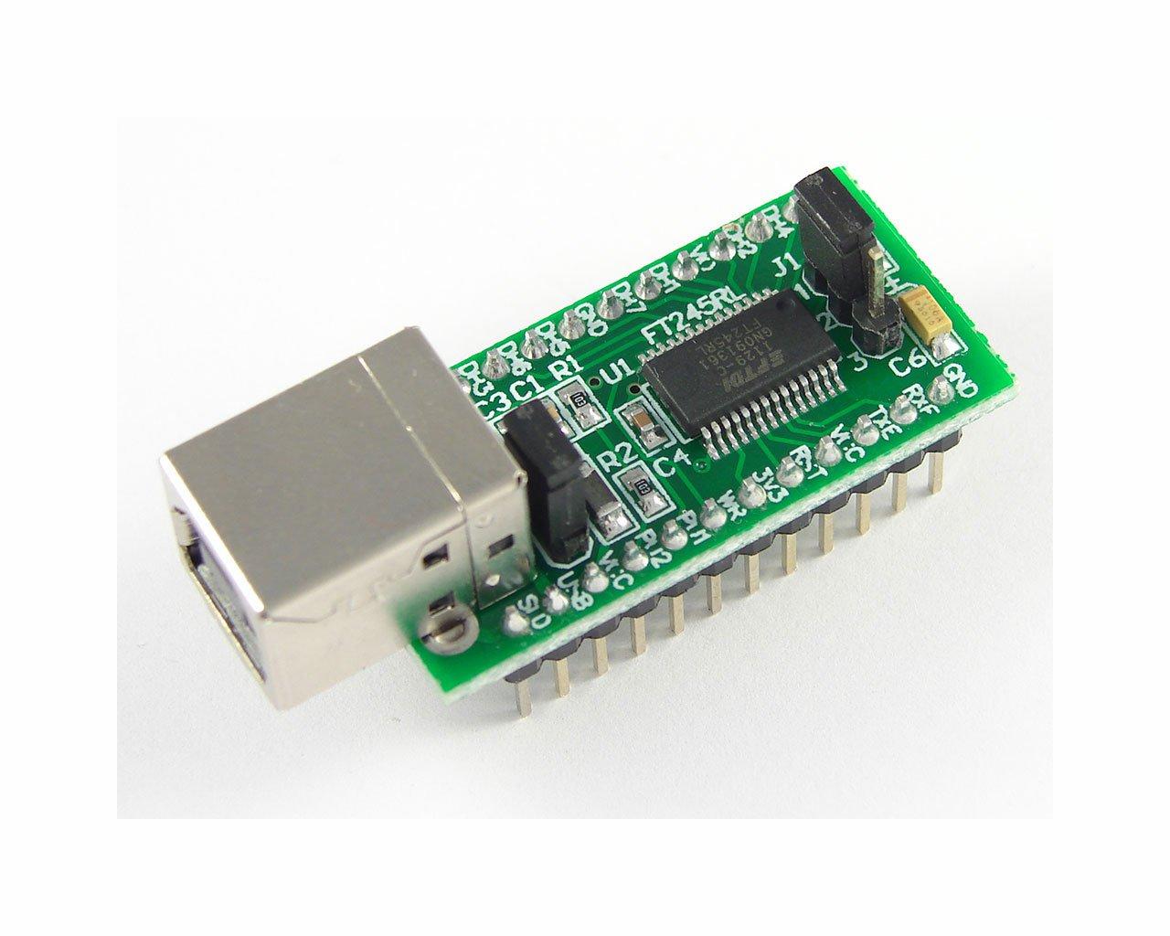 FTDI UM245R USB-Parallel FIFO module - FT245RL AVR PIC ARM ARM7 ARM9