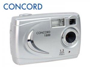 CONCORD 1.3MP DIGITAL CAMERA