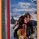 Changing Places by Beverly Sommers Harlequin American Romance 125