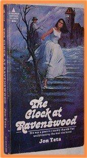 The Clock at Ravenswood by Jon Teta