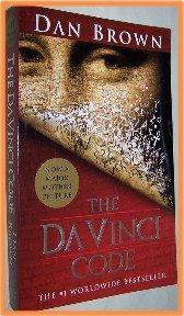 The Da Vinci Code by Dan Brown Paperback