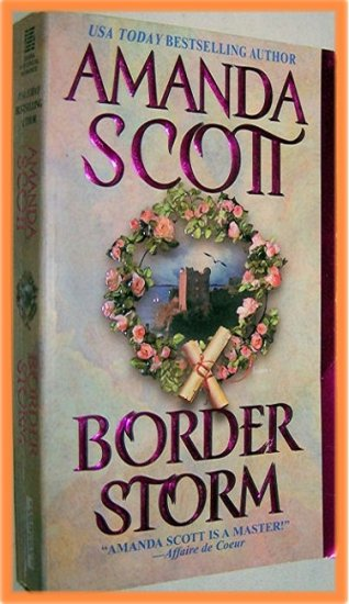 Border Storm by Amanda Scott