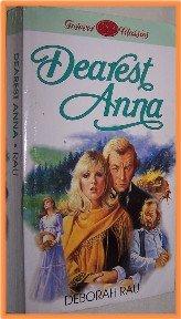 Dearest Anna by Deborah Rau