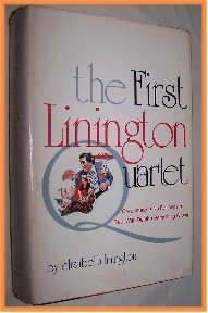 First Linington Quartet Elizabeth Linington Greenmask No Evil Angel Date With Death Something Wrong