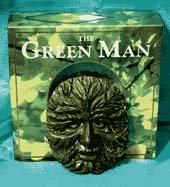 Green Man by Matthews, John