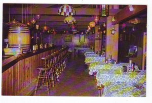 VINTAGE POSTCARD BEER PALACE CATAWBA ISLAND, OHIO FREE US SHIPPING