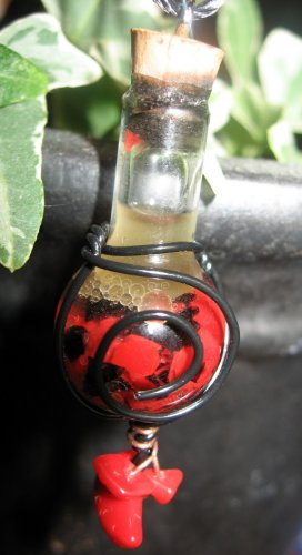 Dragon's Blood Amulet