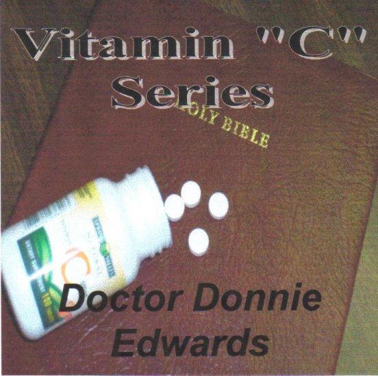 """Vitamin """"C"""" Series on CD"""