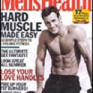 Men's Health Magazine - 1 Year Sub