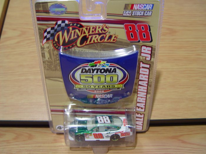 NASCAR DALE EARNHARDT JR 88 MT DEW RETRO AMP 1:64 2008