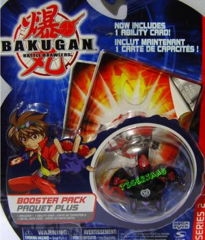 Bakugan Black Siege Series 2 @Not in Production@ Very Rare