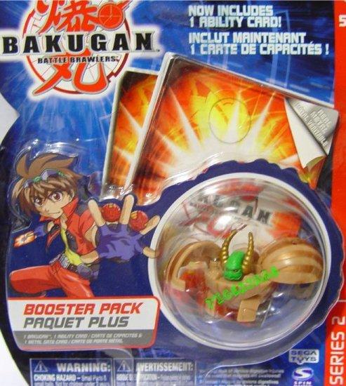 Bakugan Brown Gargonoid Series 2 @Not in Production@ Very Rare