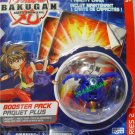 Bakugan Blue Tuskor Series 2 @Not in Production@ Very Rare