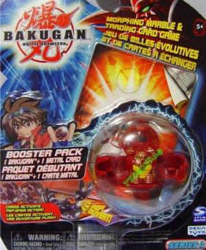 Bakugan Red Reaper Series 1 @Not in Production@ Very Rare