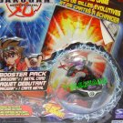 Bakugan BLACK METAL DELTA DRAGONOID Series 1 @Not in Production@ Very Rare