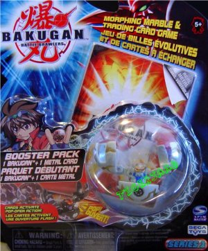 Bakugan GRAY FEAR RIPPER Series 1 @Not in Production@ Very Rare