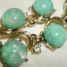 Vintage Coro Confettie Lucite Necklace