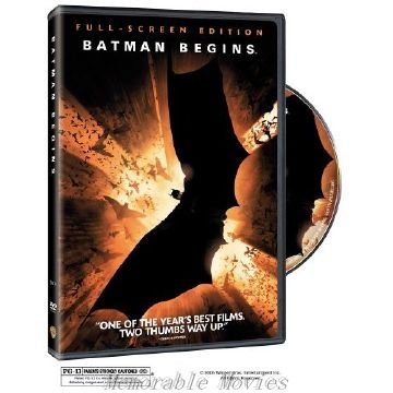 Batman Begins: Christian Bale, Michael Caine (FS)