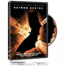 Batman Begins: Christian Bale, Michael Caine (FS)