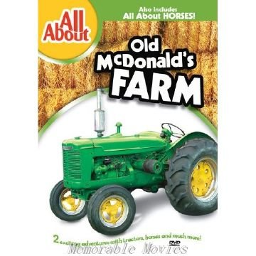 All About Series - Old McDonald's Farm & Horses