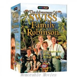 Adventures of Swiss Family Robinson - Complete Series: Box Set