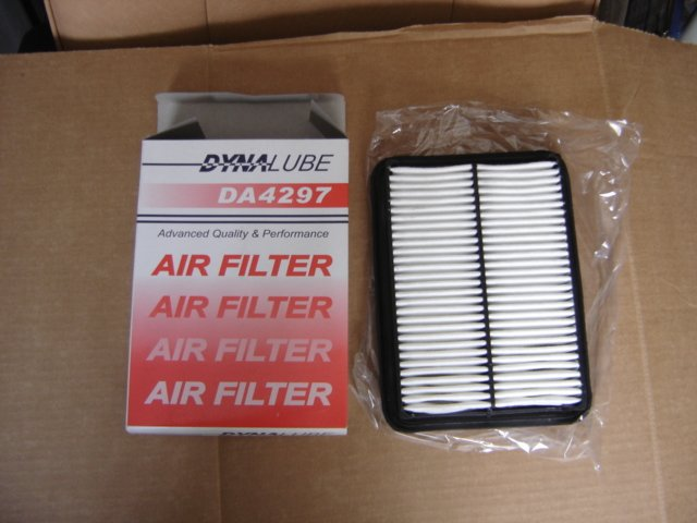 new AIR FILTER 1983-1991 Toyota Camry 4 cylinder