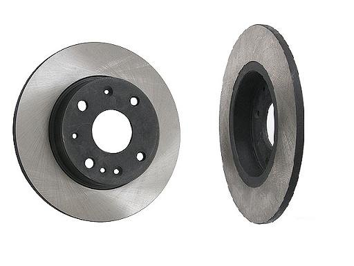 2 Rear Brake Discs Rotors 1990-1993 Mazda Miata