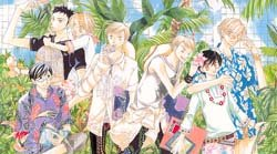 Ouran High School Host Club Post Card