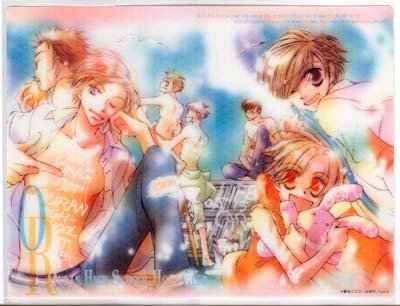 Ouran High School Host Club Mouse Pad