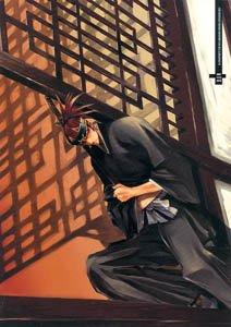 Bleach Shonen ai Doujinshi Renji/Ichigo