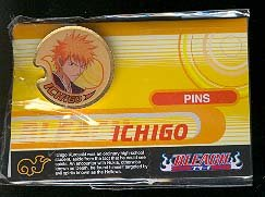 Bleach Ichigo Enamel Pin