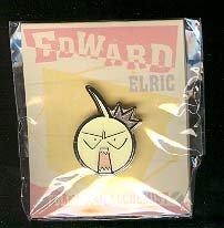Fullmetal Alchemist Metal Pin: Edward Elric