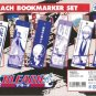 Bleach Bookmark Set of 6