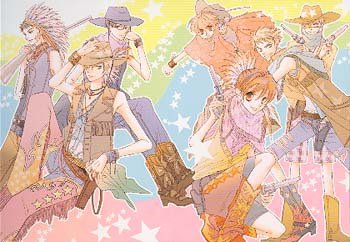 Ouran High School Host Club Postcard