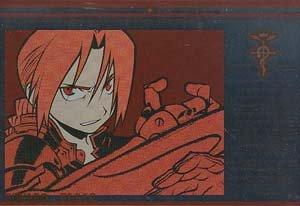 Fullmetal Alchemist Silver Foil Postcard: Ed
