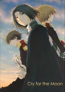 Harry Potter Shonen ai Doujinshi James/Snape Remus/Snape