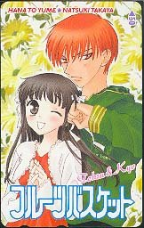 Fruits Basket Phone Card Version 1