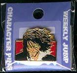 Bleach Character Pin by Weekly JUMP: Zangetsu