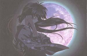 Rurouni Kenshin Postcard
