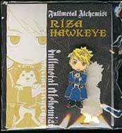 Fullmetal Alchemist Metal Pin: Hawkeye